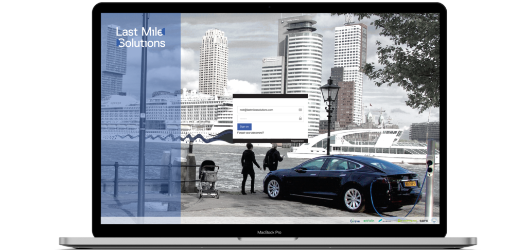 The leading white label e-Mobility solution