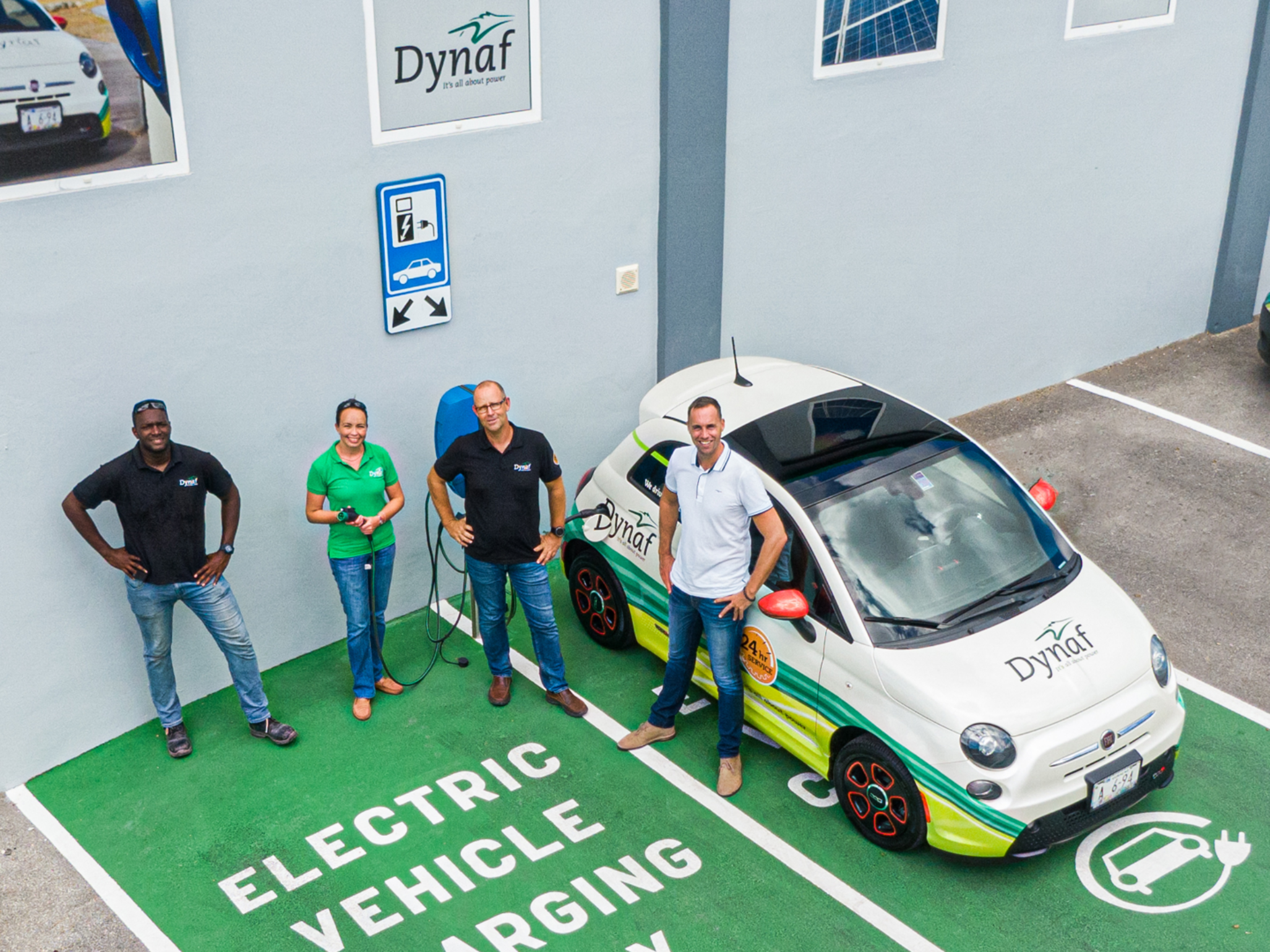 Dynaf represents Last Mile Solutions on the Caribbean - Last Mile Solutions