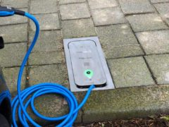 The city of Rotterdam, Streetplug and Last Mile Solutions run pilot with underground charging point